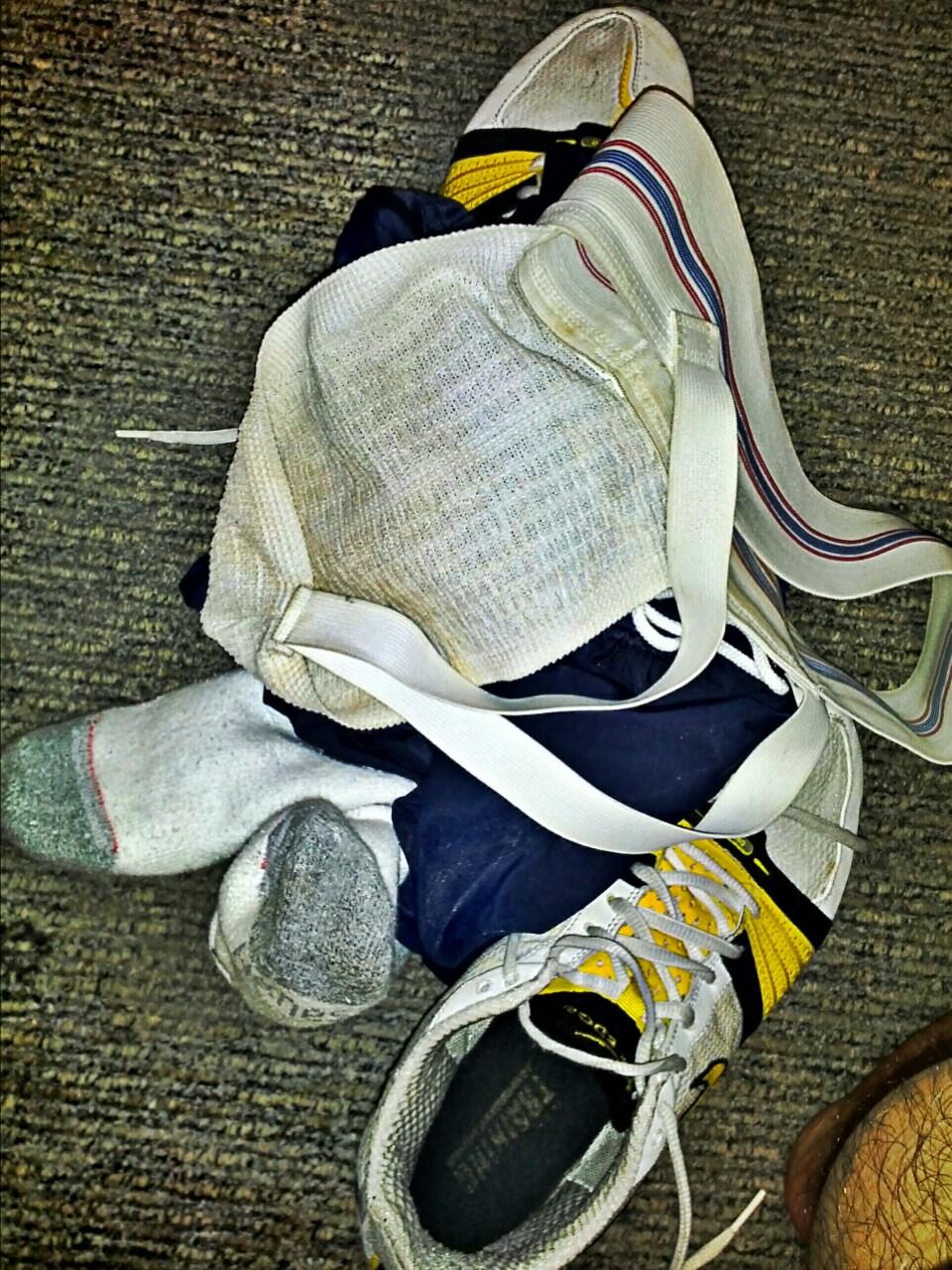 Locker Room Shoes For Men